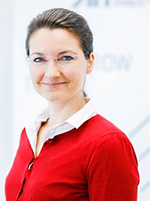 Portraitfoto von Marie-Theres Raberger, MSc.