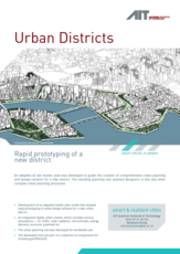 Urban Districts Cover